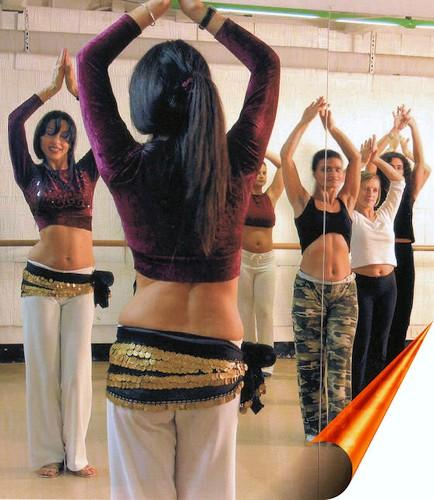 Ailema Corsi Danza Orientale Genova