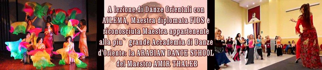Ailema Danza del Ventre Genova
