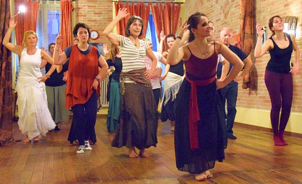 danze del sud