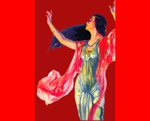6 e 20 Aprile – Danza del Ventre con Ailema!
